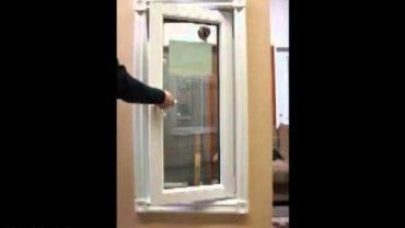 Normal Pencereyi Üstten Açılır Yapma