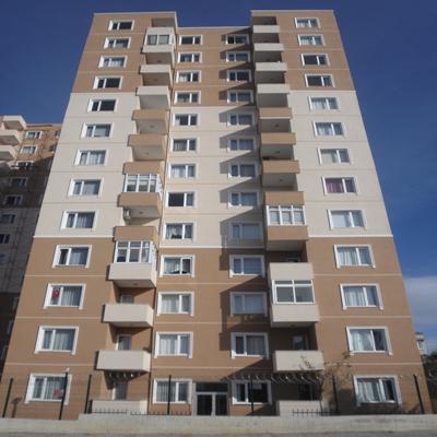 Gürpınar Belediye Evleri Sineklik Montajı