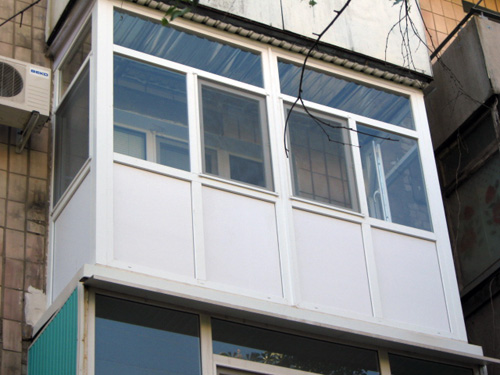 Pvc balkon kapama modelleri