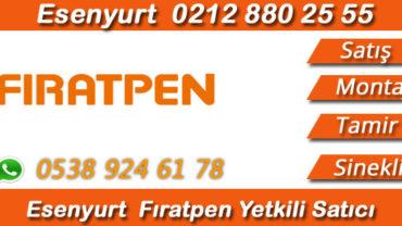 Fıratpen Esenyurt 0538 924 61 78