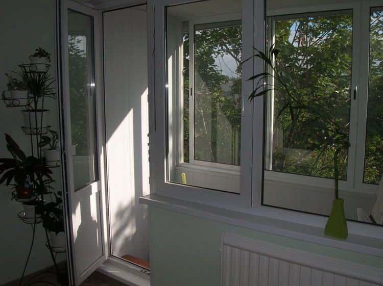 ikili balkon kapı modeli 3