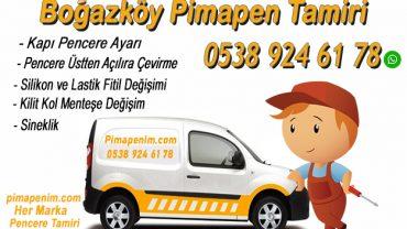 Boğazköy Pimapen Tamiri