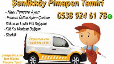 Şenlikköy Pimapen Tamiri